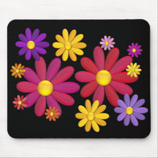 Flowers of Spring Mousepad