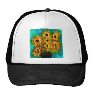 Flowers of summer cap