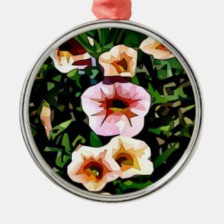 Flowers of the Field Christmas Tree Ornaments