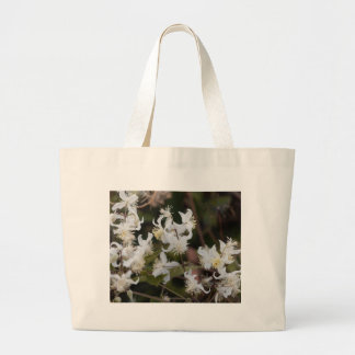 Flowers of Traveller Joy (Clematis brachiata) Large Tote Bag