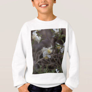 Flowers of Traveller Joy (Clematis brachiata) Sweatshirt