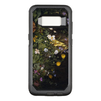 Flowers OtterBox Commuter Samsung Galaxy S8 Case