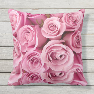 flowers outdoor cushion