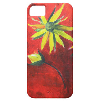 Flowers Painting  SE + iPhone 5/5S Case