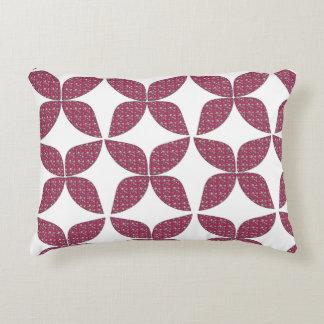 Flowers samples decorative cushion
