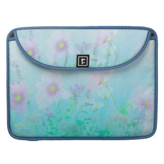 Flowers Sleeve For MacBook Pro