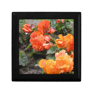Flowers Small Square Gift Box