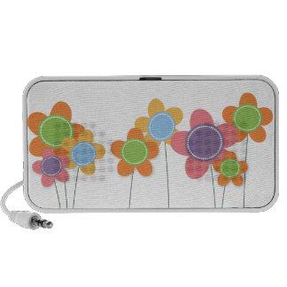 Flowers Speakers