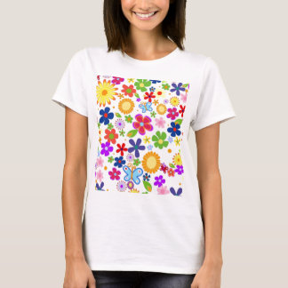 flowers spring T-Shirt