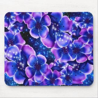 Flowers Stars Mousepad