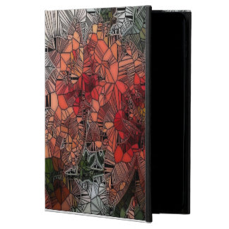 flowers such as stained glass powis iPad air 2 case