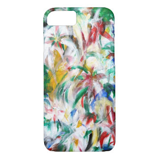 FLOWERS the abstract ~ iPhone 7 Case