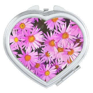 FLOWERS VANITY MIRRORS
