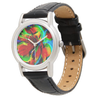 Flowers with color kick 1 watch