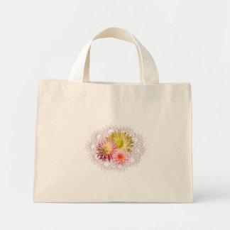 FlowerTote Mini Tote Bag
