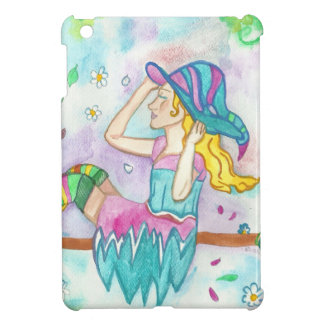 Flowerwind Witch iPad Mini Covers