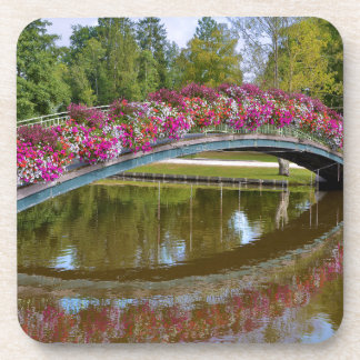Flowery bridge at Bagnoles-de-l'Orne Coaster