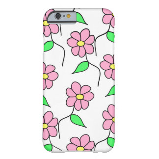 Flowery iPhone Cover For Girls