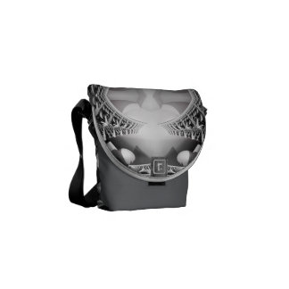 flowing at the same speed as the event Mini Bag Messenger Bag