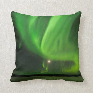 Flowing Aurora Cushion