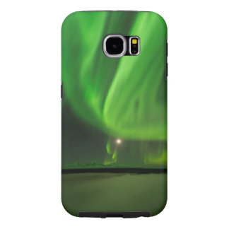 Flowing Aurora Samsung Galaxy S6 Cases
