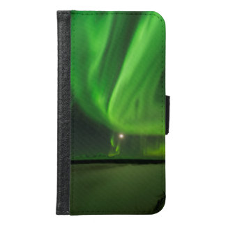Flowing Aurora Samsung Galaxy S6 Wallet Case