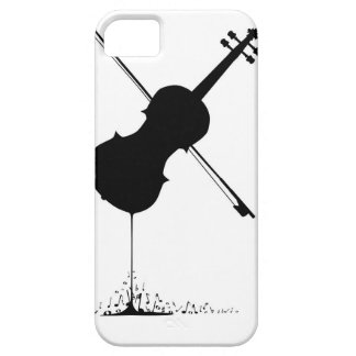 Flowing Fiddle Music iPhone 5 Covers