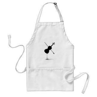 Flowing Fiddle Music Standard Apron