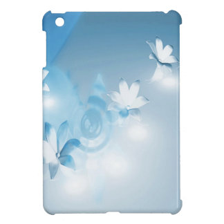 FLOWING FLORAL iPad MINI CASES