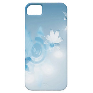 FLOWING FLORAL iPhone 5 CASES