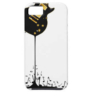 Flowing Music Tough iPhone 5 Case