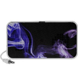 Flowing Smoke Laptop Speakers