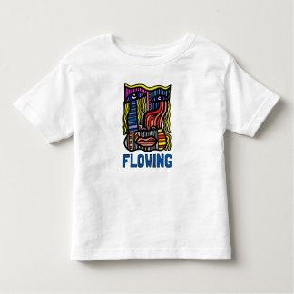 """Flowing"" Toddler Fine Jersey T-Shirt"