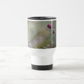 flowing travel mug