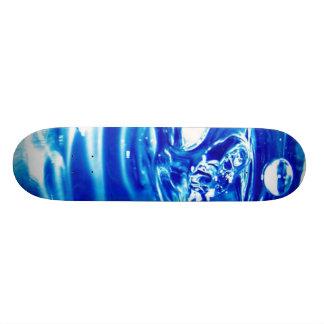 Flowist ,water 21.6 cm skateboard deck