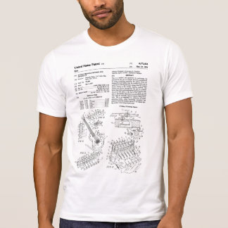 Floyd Rose patent T-Shirt