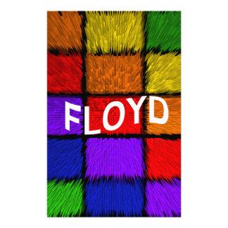 FLOYD STATIONERY