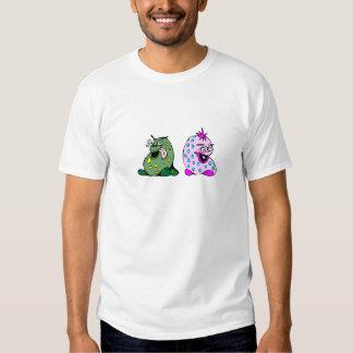Flu virus t-shirt