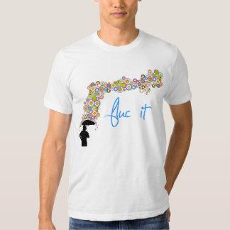 Fluc Bubble Man Tee Shirts
