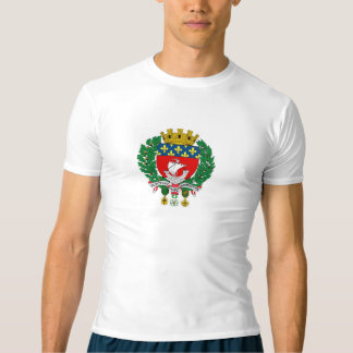 Fluctuat nec mergitur - City of Paris motto T-Shirt