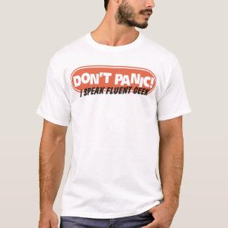Fluent Geek 1 T-Shirt
