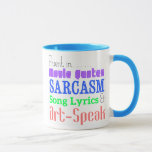 Fluent in Art Speak - Mug