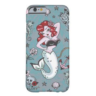 Fluff Molly Mermaid iPhone 6 case