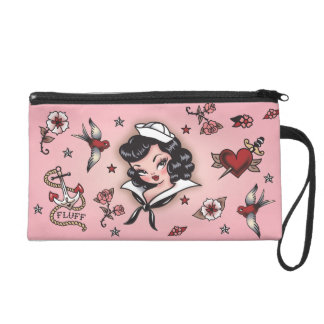 Fluff Suzy Sailor Bag