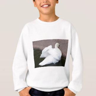 Fluffing Swan Sweatshirt