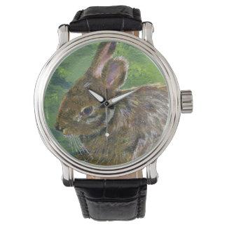 Fluffy Bunny Watch