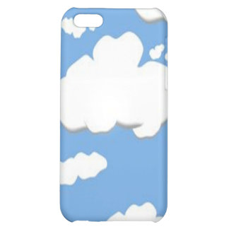 Fluffy Clouds Case iPhone 5C Covers