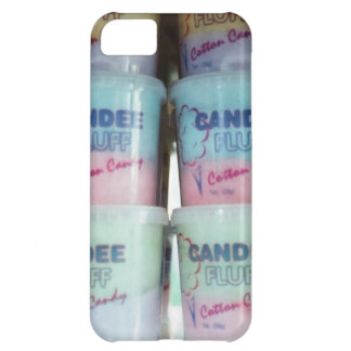 Fluffy Cotton Candy iPhone 5C Case