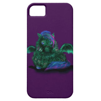 Fluffy Dragon Pony iPhone 5 Covers