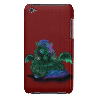 Fluffy Dragon Pony iPod Case-Mate Case